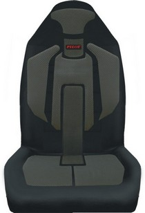 All Jeeps (Universal), Universal Pilot Eva Padded Seat Cover (Black)