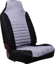 All Jeeps (Universal), Universal Pilot Micro-Suede High Back Seat Cover