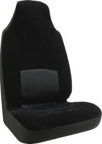 1963-1967 Chevrolet Corvette Pilot Poly-Suede High Back Seat Cover