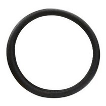 All Jeeps (Universal), Universal Pilot Ostrich Steering Wheel Cover (Black)