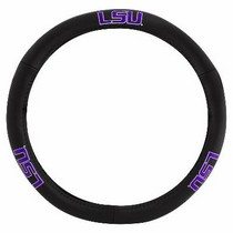 All Jeeps (Universal), Universal Pilot LSU Leather Steering Wheel Cover