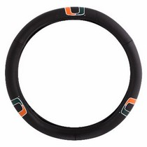 All Jeeps (Universal), Universal Pilot Miami Leather Steering Wheel Cover
