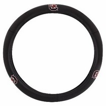 All Jeeps (Universal), Universal Pilot South Carolina Leather Steering Wheel Cover