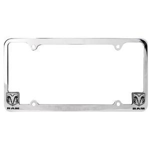 Dodge Viper SRT10 Carbon Fiber Look Graphic Aluminum License Plate Made in USA