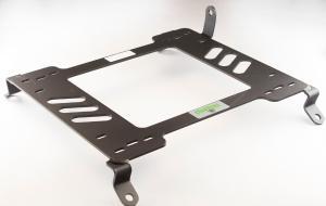 Planted Seat Bracket Passenger Right Side Lexus IS300 01-05 Steel Black
