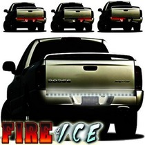All Trucks (Universal) Plasmaglow Flexible Fire & Ice Tailgate Bar - 60