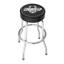 2008-9999 Pontiac G8 Plasticolor Garage Equipment - Cowboy Up Horseshoe Stool