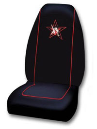 1988-1991 Honda Prelude Plasticolor Seat Covers - Betty Boop Star