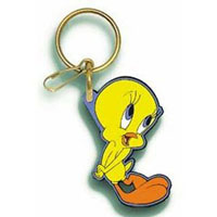 2006-9999 Mercedes CLS-Class Plasticolor Key Chains - Cute Tweety