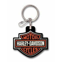 All Jeeps (Universal), All Vehicles (Universal), Universal Plasticolor Key Chains - Harley-Davidson