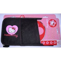 All Jeeps (Universal), Universal Plasticolor Organizers - CD Organizer (Hello Kitty Heart)
