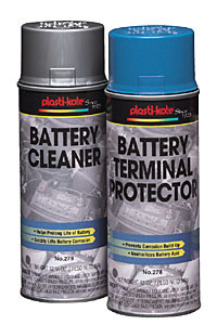 2010-9999 Chevrolet Camaro Plastikote Paint -  Battery Cleaner