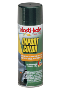 All Jeeps (Universal), Universal Plastikote Touch-Up Paint -  Alpine White