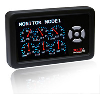 "2005-2006 Lotus Elise PLX Devices Gauges - 32 Sensor Data Logger w/ Memory & 2.2"" OLED Display"