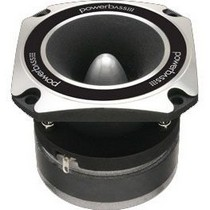 "1973-1979 Ford F350 Power Bass 3"" AutoSound Series Compression Horn Tweeter"