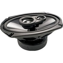 "1971-1976 Chevrolet Caprice Power Bass 6"" x 9"" 3-Way AutoSound Series Coaxial Speakers"