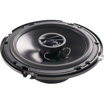 "1971-1976 Chevrolet Caprice Power Bass 6.5"" S-Series 2-way Coaxial Car Speakers (Also Fits in 6.75"" Locations)"