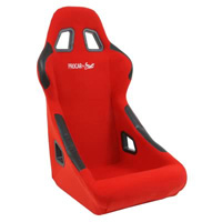 All Jeeps (Universal), Universal - Fits All Vehicles Procar Racing Seat - Pro-Sports Series 1790, Red Velour (Right)