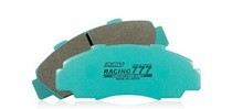 2008-9999 Subaru Impreza Project Mu Brake Pads - RACING 777  (Rear)