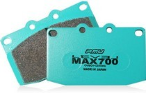 2008-9999 Subaru Impreza Project Mu Brake Pads - LEVEL MAX 700  (Front)