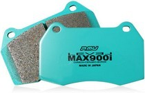 2008-9999 Subaru Impreza Project Mu Brake Pads - LEVEL MAX 900I  (Front)