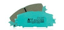 2008-9999 Subaru Impreza Project Mu Brake Pads - N1-RACING  (Front)