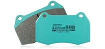 2008-9999 Subaru Impreza Project Mu Brake Pads - RACING 999  (Rear)