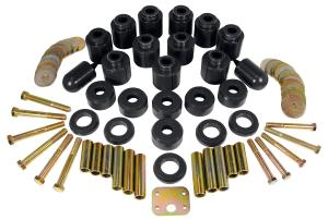 jeep wrangler lift kit bushings at andy's auto sport