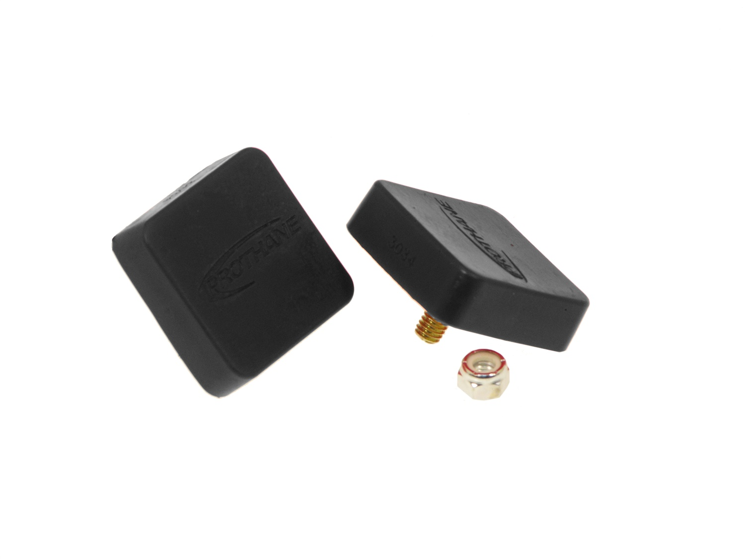 All Vehicles (Universal) Prothane Bump Stops - Black