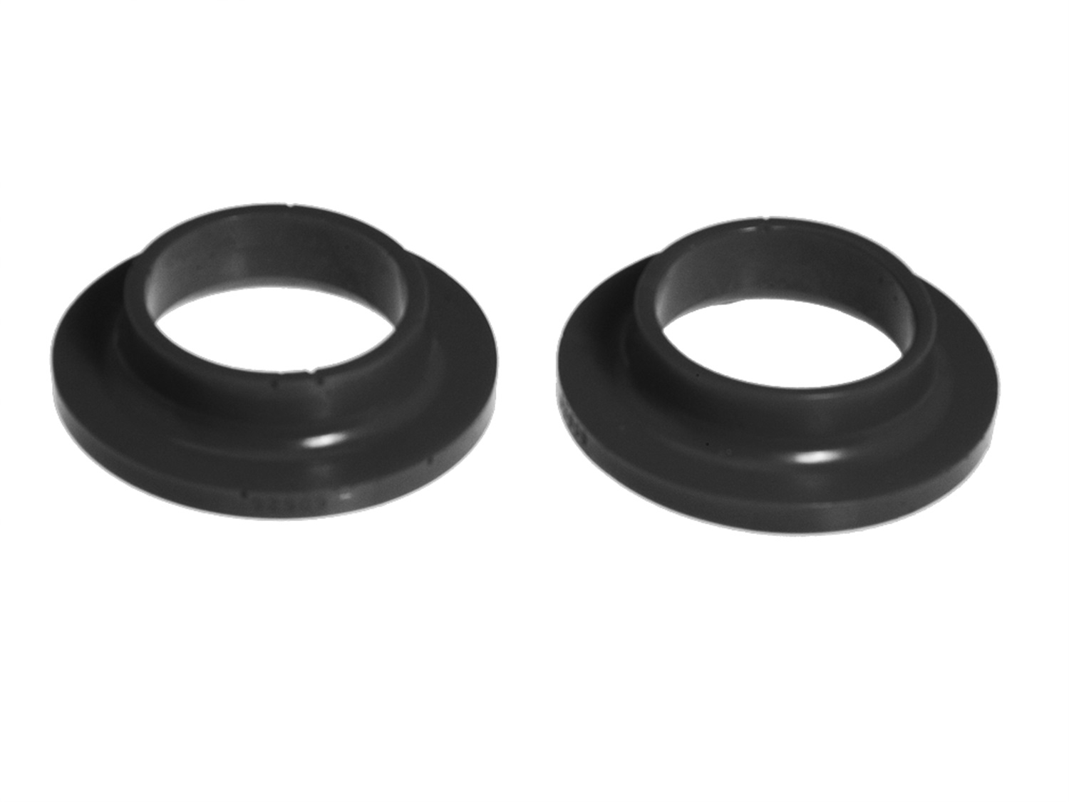 All Vehicles (Universal) Prothane Coil Spring Isolators - Black