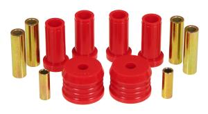Prothane 3-201 Red Front Control Arm and Strut Arm Bushing Kit