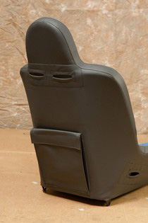 1998-2000 Nissan Frontier PRP Rear Pocket Seat Option
