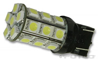 00-02 Mazda MPV, 00-02 Toyota Echo, 00-09 Honda S2000, 01-03 Lexus LS430,  01-03 Lexus RX300 (With halogen capsule headlamps) ,  01-03 Lexus RX300 (With HID (high intensity discharge) headlamps), 01-03 Mazda Protege, 01-03 Toyota RAV4 (With fog lamps) ,  01-03 Toyota RAV4 (Without fog lamps), 01-05 Lexus IS300 Sedan, 01-06 Mitsubishi Montero, 01-07 Toyota Highlander, 01 Acura CL,  01 Honda Accord 4 cyl. (Coupe) ,  01 Honda Accord 4 cyl. (Sedan) ,  01 Honda Accord 6 cyl. (Coupe) ,  01 Honda Accord 6 cyl. (Sedan), 01 Honda Civic , 02-03 Acura CL,  02-03 Honda Civic 4-dr., 02-03 Subaru Impreza (Sedan) ,  02-03 Subaru Impreza (Wagon), 02-04 Acura RL, 02-04 Acura RSX, 02-04 Honda CR-V , 02-10 Lexus SC430, 02 Honda Accord (2-door model) ,  02 Honda Accord (4-door model) , 03-04 Subaru Baja (With 2 headlamp system) ,  03-04 Subaru Baja (With 4 headlamp system) ,  03-05 Nissan 350Z (With halogen capsule headlamps) ,  03-05 Nissan 350Z (With HID (high intensity discharge) headlamps), 03-05 Toyota Echo, 03-07 Honda Accord (4-door model) , 03-08 Pontiac Vibe, 03-09 Lexus GX470, 03-10 Mitsubishi Outlander, 04-05 Honda Civic 4-dr., 04-05 Subaru Impreza (Sedan) ,  04-05 Subaru Impreza (Wagon), 04-06 Scion xB, 04-06 Suzuki XL-7, 04-08 Mazda RX-8 (With halogen capsule headlamps) ,  04-08 Mazda RX-8 (With HID (high intensity discharge) headlamps), 04-10 Acura TSX, 04-10 Mazda 3 (With halogen capsule headlamps) ,  04-10 Mazda 3 (With HID (high intensity discharge) headlamps),  04 Mitsubishi Lancer Sportback, 05-06 Acura RL ,  05-06 Honda CR-V, 05-06 Mazda 6 (Wagon),  05-06 Subaru Baja Sport ,  05-06 Subaru Baja Turbo, 05-10 Honda Odyssey,  06-07 Honda Accord Hybrid, 06-07 Subaru Impreza (Sedan) ,  06-07 Subaru Impreza (Wagon), 06-08 Nissan 350Z , 06-10 Honda Civic (4-door model) ,  06-10 Honda Civic Hybrid, 06-10 Suzuki Grand Vitara,  07-08 Acura RL (With adaptive lighting) ,  07-08 Acura RL (Without adaptive lighting), 07-08 Honda Fit, 07-10 Acura RDX, 07-10 Cadillac Escalade, 07-10 Honda CR-V, 07-10 Mazda CX-7 (With halogen capsule headlamps) ,  07-10 Mazda CX-7 (With HID (high intensity discharge) headlamps), 07-10 Mazda CX-9 (With halogen capsule headlamps) ,  07-10 Mazda CX-9 (With HID (high intensity discharge) headlamps), 07 Mitsubishi Lancer , 08-09 Cadillac STS (With halogen capsule headlamps), 08-10 Honda Accord (4-door model) , 08-10 Scion xB, 08-10 Subaru Impreza (Wagon), 08 Mitsubishi Lancer ,  09-10 Mitsubishi Lancer (With halogen capsule headlamps) ,  09-10 Mitsubishi Lancer (With HID (high intensity discharge) headlamps), 09 Nissan 350Z, 09 Subaru Forester , 10 Ford Taurus (With halogen capsule headlamps) ,  10 Ford Taurus (With HID (high intensity discharge) headlamps),  10 Honda Accord Crosstour, 10 Lincoln MKX, 10 Mitsubishi Galant,  10 Subaru Forester (With halogen capsule headlamps) ,  10 Subaru Forester (With HID (high intensity discharge) headlamps), 95-97 Lexus LS400 , 95-98 Honda Odyssey, 96-00 Toyota 4Runner, 96-01 Acura RL, 96-97 Honda Accord (Except wagon), 96-98 Acura TL,  96-98 Honda Civic (Except hatchback) ,  96-98 Honda Civic (Hatchback), 97-00 Lexus SC300, SC400, 97-01 Honda Prelude, 97-98 Infiniti Q45, 97-99 Lexus ES300, 97 Toyota Supra,  98-00 Honda Accord (Coupe) ,  98-00 Honda Accord (Sedan) , 98-00 Lexus GS300, GS400 (With halogen capsule headlamps) ,  98-00 Lexus GS300, GS400 (With HID (high intensity discharge) headlamps),  98-00 Lexus LS400 (With halogen capsule headlamps) ,  98-00 Lexus LS400 (With HID (high intensity discharge) headlamps), 98-00 Toyota RAV4, 98-03 Lexus LX470, 98-05 Toyota Land Cruiser, 98 Toyota Tercel, 99-00 Honda Civic (2-door model) ,  99-00 Honda Civic (Except 2-door model) , 99-00 Lexus RX300 , 99-00 Mazda Protege, 99-04 Honda Odyssey, 99-05 Suzuki Grand Vitara Putco Colored Bulbs - 7440 LED 360° Premium Replacement (White)