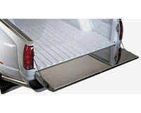 2004-2008 Ford F150 Putco Bed Caps - Full Tailgate (Stainless Steel)