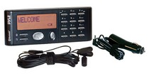 2001-2003 Honda Civic Pyle Deluxe Bluetooth Dialing Car Kit for Bluetooth Enabled Mobile Phones