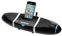 2007-9999 Jeep Patriot Pyle iPod/iPhone Wireless Speakers Docking Station with Aux Input