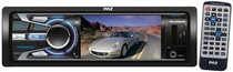 "2007-9999 Honda Fit Pyle 3"" TFT/LCD Monitor MP3/MP4/RMVB/RM/SD/USB Player & AM/FM Receiver"
