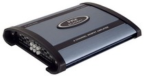 1989-1991 Ford Aerostar Pyle 1600 Watts 4 Channel Bridgeable Amplifier