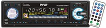 1964-1967 Chevrolet El_Camino Pyle AM/FM-MPX CD/MP3 Player w/USB/SD Input & Motorized Slide Down Detachable Face