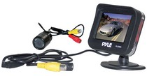 "1962-1962 Dodge Dart Pyle 2.5"" TFT LCD Monitor/Night Vision Rear View Backup Camera"