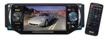 "2008-9999 Smart Fortwo Pyle 4.3"" TFT Touch Screen DVD/VCD/MP3/CD-R/USB Player & AM/FM Receiver"
