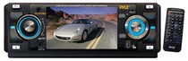 "1968-1969 Ford Torino Pyle 3.6"" TFT Monitor DVD/VCD/CD/MP3/CDR/USB/AM-FM/RDS Receiver"