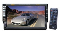 "1993-1996 Mitsubishi Mirage Pyle 7"" TFT Touch Screen DVD/CD/MP3/CD-R/USB/AM/FM/RDS Receiver"