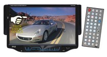 "1968-1969 Ford Torino Pyle 7"" Single DIN TFT Touch Screen DVD/MP3/MP4/CD-R/USB/SD/AM/FM/RDS Receiver"