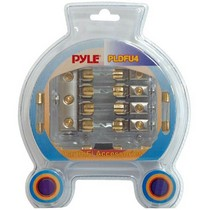 1999-2007 Ford F250 Pyle Waterproof Quad 40 Amp Fuse Holder