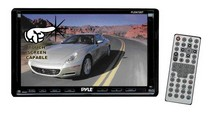 "2008-9999 Smart Fortwo Pyle 7"" DOUBLE DIN TFT TOUCH SCREEN DVD/VCD/CD/MP3/MP4/CD-R/USB/SD-MMC CARD SLOT/AM/FM/BLUETOOTH"