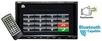 "1988-1993 Chrysler New_Yorker Pyle 7"" Double DIN TFT Touch Screen DVD/VCD/CD/MP3/MP4/CD-R/USB/SD-MMC Card Slot/AM/FM/iPod Connector & Bluetooth"