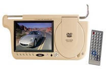 "1995-1998 Mazda Protege Pyle 7"" TFT Left Side Sunvisor DVD (Tan)"