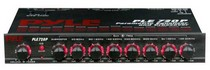 2000-9999 Ford Excursion Pyle 7 Band Parametric Equalizer & Crossover