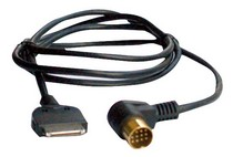 1968-1984 Saab 99 Pyle IPod Cable for Kenwood Car Receivers